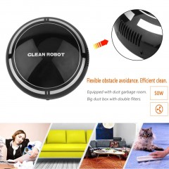 Mini Intelligent Electric Automatic Round Smart Sweeping Robot Vacuum Cleaner