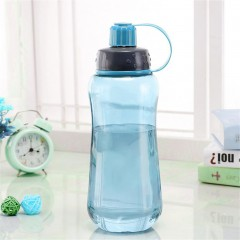 1000ML Portable Sports Students Water Bottle Plastic Outdoor With Filter Tip
