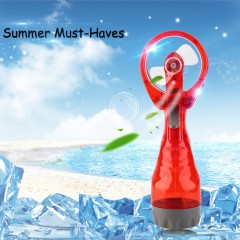Portable Handhold Powerful Fan Mini Outdoor Mist Water Cooling Spray Fan