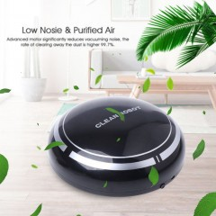 Automatic Rechargeable Cleaning Robot Smart Sweeping Robot Vacuum Cleaner