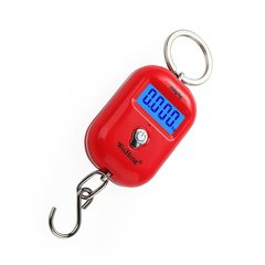 25Kg/5g Digital Hanging Scale LCD Backlight Mini Pocket Scales Kitchen Tool