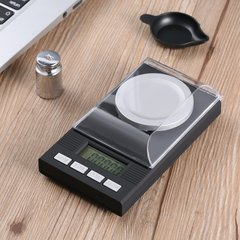 High-precision Digital Mini Scale LCD Backlit 100g/0.001g Pocket Jewelry Scale
