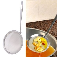 Multifunctional Stainless Steel Kitchen Mesh Strainer Kitchen Accessories