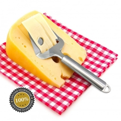 Stainless Steel Cheese Planer Slicer Cutter Knife Handheld Shovel Kitchen Tool