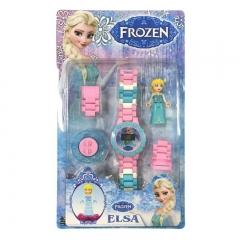 Frozen Toy Watch ,Girl Watch Gift  Watch Elsa1