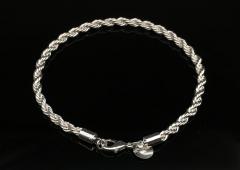 Lady Jewellery Silver Bracelet Bracelet A color 0.4*20CM