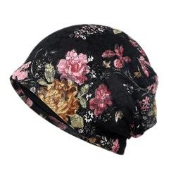 Women Cap Hat Lace Floral Casual Anti-Sun Cap for Women black
