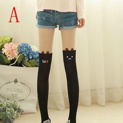 Pantyhose Silk Stockings for Women Girl Cosplay