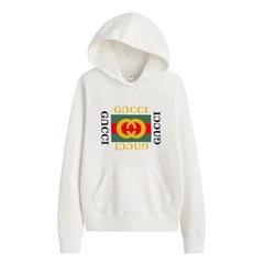 Bf Hoodie Pullover Loose Super Fire Sweater Women Plus Velvet Jacket,Hoodie white M