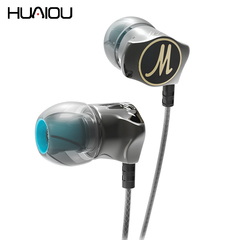 QKZ High Quality In-ear Mobile Phone Tablet Computer Headset HiFi Call Sports Headphones One size
