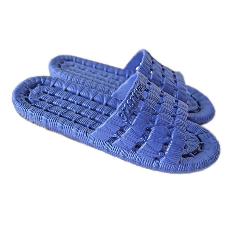 d2fdb4100 Four Seasons Slippers EVA Men Women Bath Non-Slip Home Slippers ...