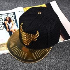 Bulls Hip Hop Cap Men Women Baseball Caps Snapback Solid Colors Cotton Bone Style Fashion hat 1
