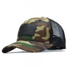 Camo Mesh Baseball Cap Men Camouflage Bone Masculino Hat Men Army Cap Trucker Snapback Hip Hop 1