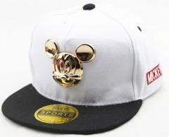 Hot Cartoon Cute Ear Hats Children Snapback Caps Baseball Cap With Ears Funny Hats Hip Hop Boy 1 50-54CM