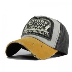 Cotton Cap Baseball Cap Snapback Hat Cap Hip Hop Fitted Cap Hats For Men Women Grinding Multicolor 1