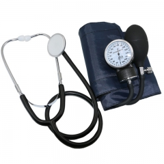 Blood Pressure Measure Device Kit Cuff Stethoscope Sphygmomanometer Blood Pressure Monitor As Picture