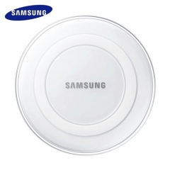 Samsung Charge Qi Wireless Pad 5V-2A For Samsung Galaxy S6 S7 Edge S8 plus Note8 Note5 white 5V2A