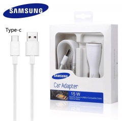 Samsung EP-LN915U Car Charger 15W For Samsung Galaxy S8 S8 plus Note 2 4 5 Galaxy S6 S4 S3 S7 Edge white for Samsung Galaxy S8