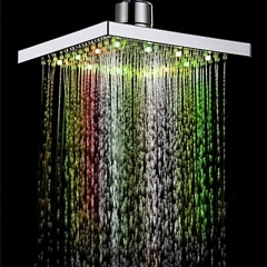 7 Colors Auto Changing LED Shower 8