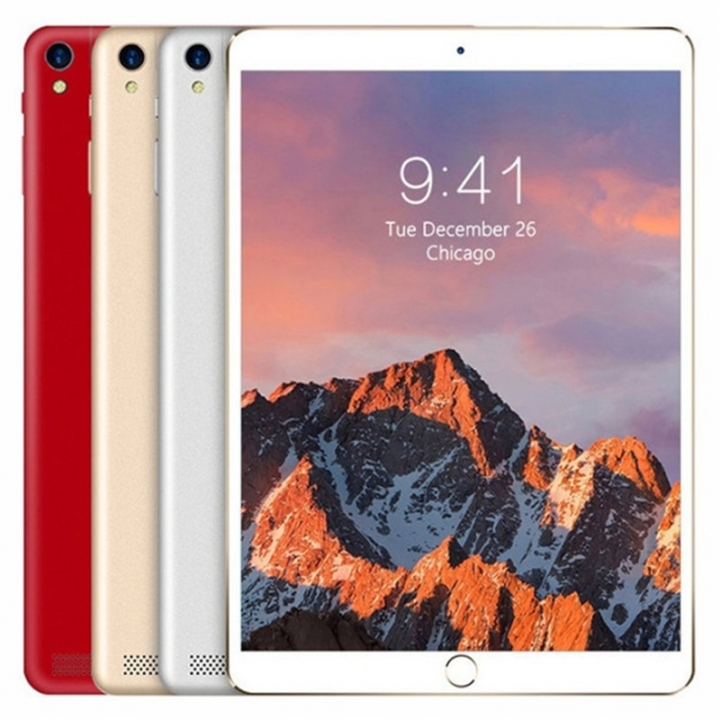 11.6 inch Tablet PC Android 7.0 Octa Core 4GB RAM 32GB ROM Dual SIM Card  3G Call Phone gold 4G+32G