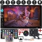 "7"" In Dash HD Touch Screen Bluetooth 2Din Car Radio MP3 MP5 Player FM Autoradio + Camera KAM"