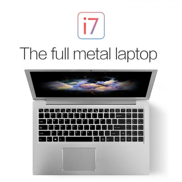I7 Notebook Win 10.1 15.6 Inch Intel Core I7 6500U 8GB/1TB EMMC 1920x1080 BT4.0 Laptop silver 128gb ssd