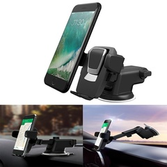 Universal Car Mobile Phone Holder Car Mount Holder For Phone And Gps Cars Accessories Tools black as picture