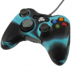 Silicone Cover Joystick Gel Skin Soft Protective Case for Xbox 360 Wireless Controller