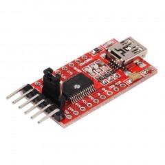 FTDI FT232RL USB to TTL Serial Converter Adapter Module 5V and 3.3V For Arduino