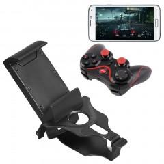 Adjustable Smart Phone Bracket Mount Holder For Terios T3 Controller Gamepad black