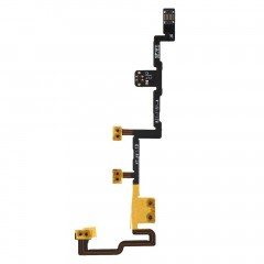 Volume Control Power Switch On/Off Key Flex Cable Replacement for iPad 2