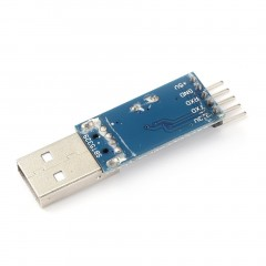 USB PL2303 Auto Converter Module Converter Adapter Fit For Arduino Blue 5