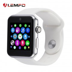 LEMFO LF07 Bluetooth Smart Watch Support SIM Card Camera Remote Smart Watch