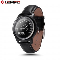 LEMFO LEM1 Pedometer Bluetooth Wristwatch Sync Phone Book for iOS for Android