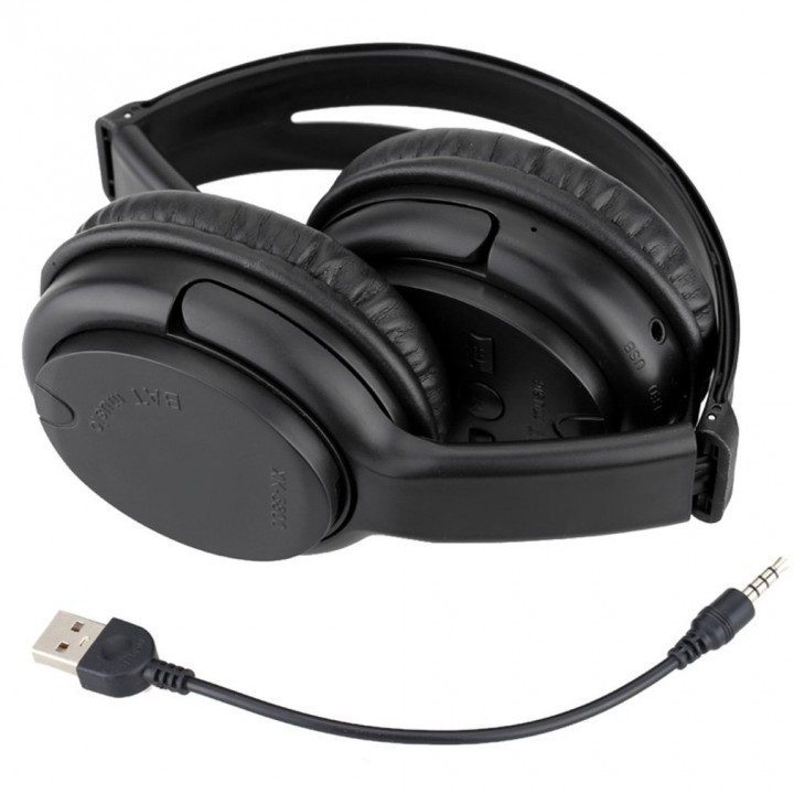 5800 Wireless Headset Earphone Headphone TF Card Slot