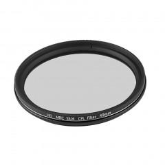 Super Thin 49/52/55/58/62/67/72/77MM Waterproof Circular CPL Camera Len Filter