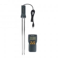 Portable Handheld LCD Display Digital Grain Moisture Meter Humidity Tester