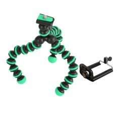 Octopus-shaped Flexible Tripod Bracket Holder Stand Mount for Cell Phone