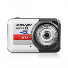 HD Ultra Portable 1280*1024 Mini Camera X6 Video Recorder Digital Small Cam