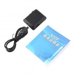 X009 GSM GPRS with Mini Hidden Surveillance Camera Audio Video Record Monitor