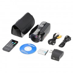 3.0 inch FHD 1080P 16X Zoom 24MP Digital Video Camera Camcorder DV