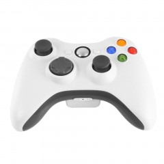 Wireless Shock Game Controller For Microsoft xBox 360 xBox360 white