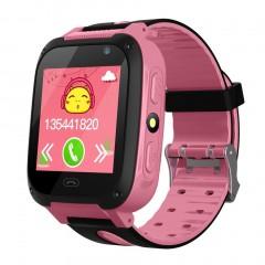 G36M-S4 Children 1.44 Inch SOS Emergency Alarm Camera Anti-Lost Watch