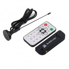 RTL2832U FC0012 DVB-T USB Digital TV Tuner Receiver Support SDR F.Laptop PC
