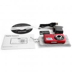 Ultra Thin AMK-CDC3 Digital Camera 5 Megapixel Portable HD Shooting Camera
