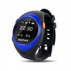 ZGPAX Smart Watch SOS GPS Smartwatch S888 Anti Failing Alarm Tracker