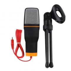 Tsing SF666 Condenser Microphone Audio Microphone Studio Sound Shock Mount