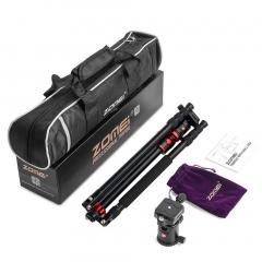 ZOMEI M8 Professional Camera Portable Compact Aluminum Tripod With Ball Head