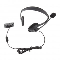 1pc Comfortable Headset Headphone Earphone with Microphone Mic for Xbox 360