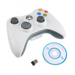 Bluetooth Gamepad Wireless Joystick Handle Game Controller for Xbox 360 PC
